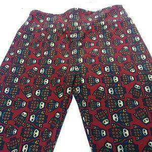🆕LulaRoe Owl pants